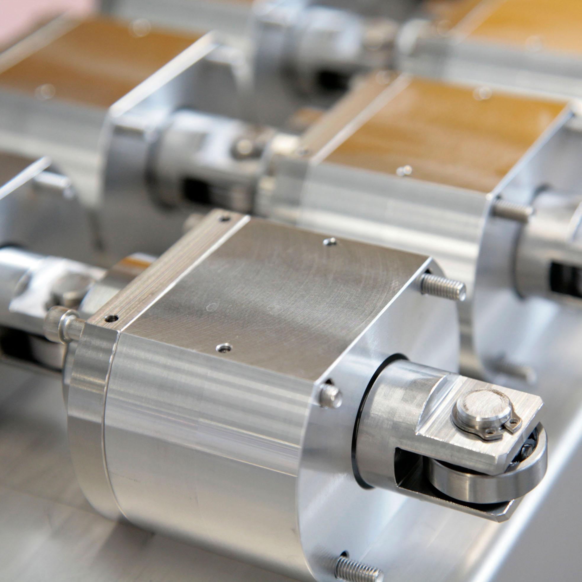 Baugruppe - Högg AG Produktionstechnik