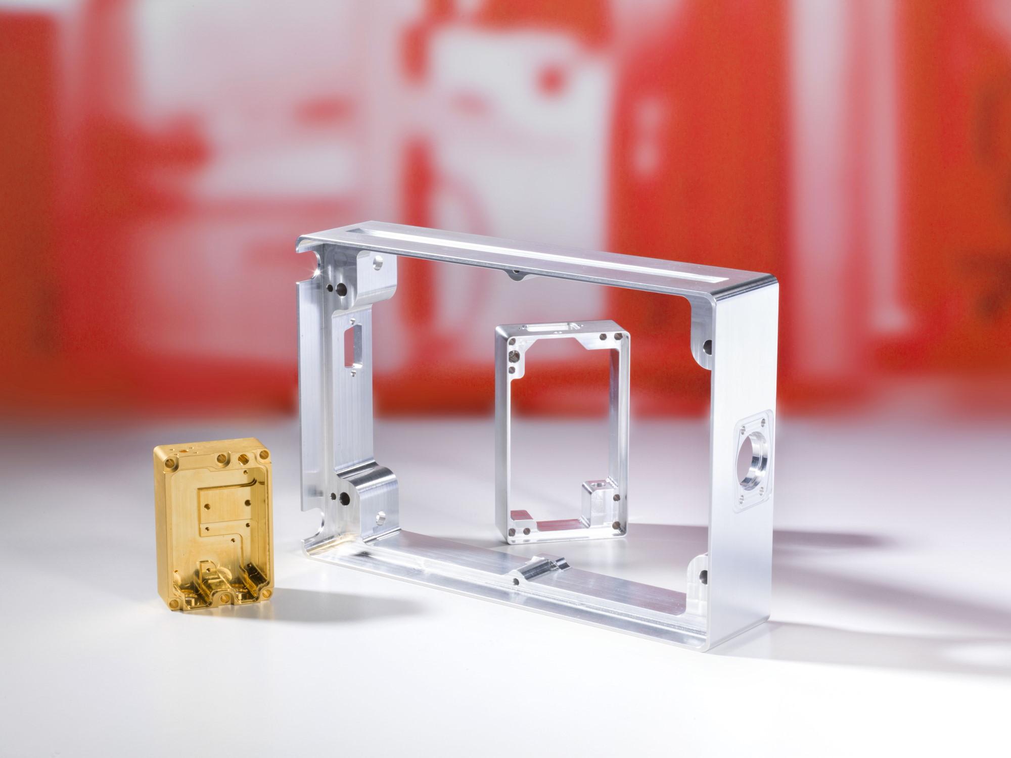 CNC-Fertigung - Högg AG Produktionstechnik
