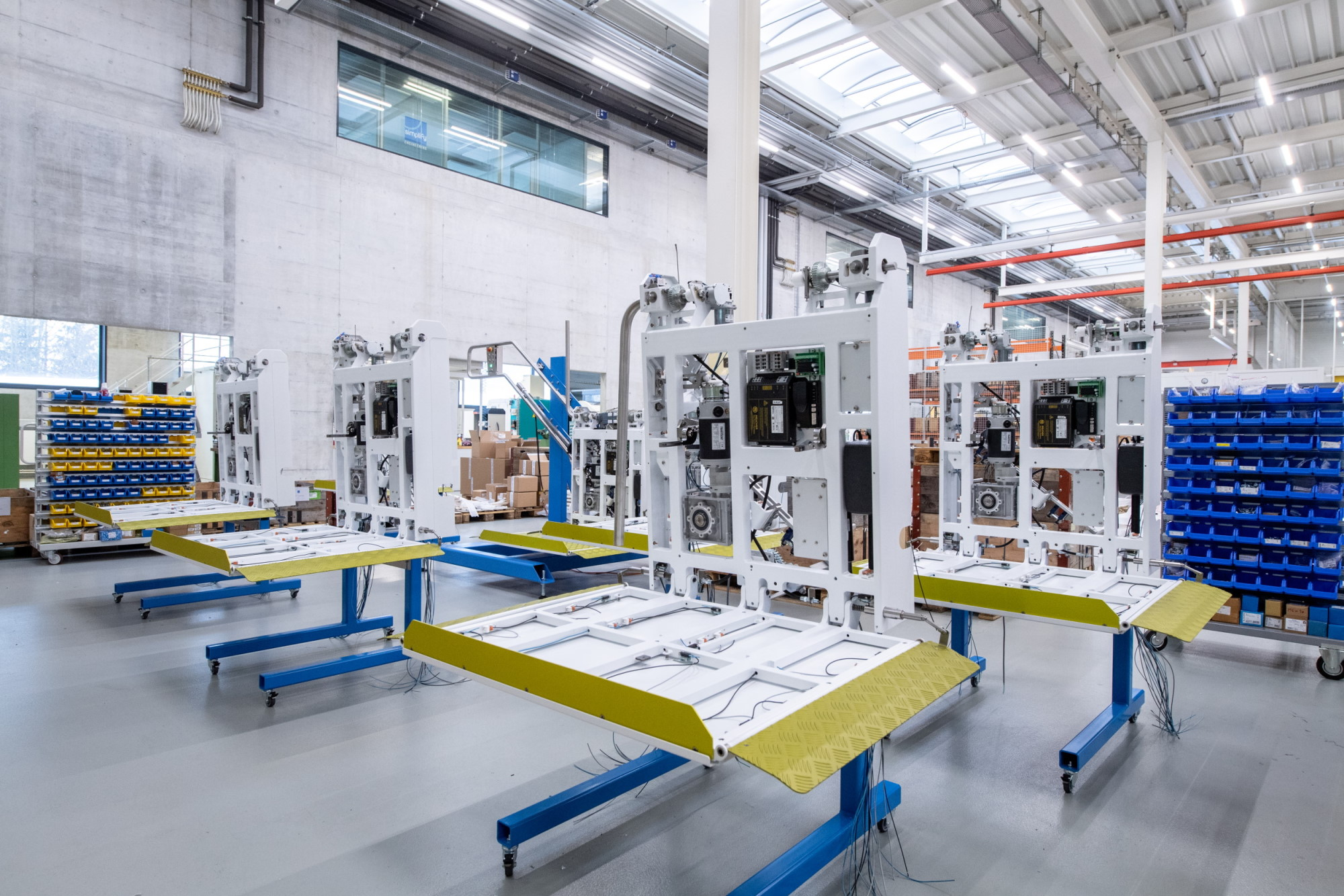Systempartner - Högg AG Produktionstechnik