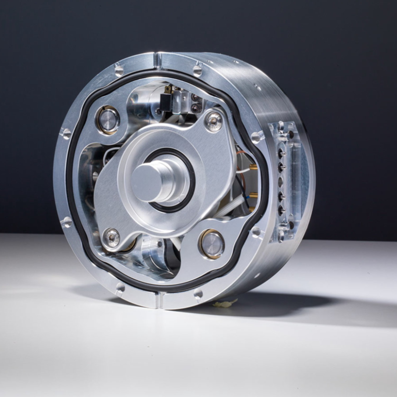 Einbaufertige Komponente - Högg AG Produktionstechnik