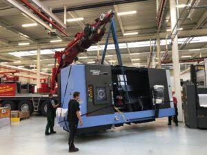 Doosan Puma 5100LYB - Högg AG Produktionstechnik